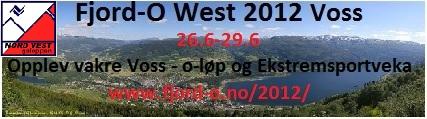 Fjord O West 2012 nettannonse
